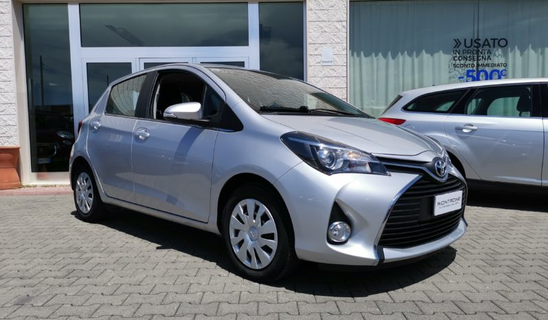 Toyota Yaris 1.4 D-4D 5 porte Cool full